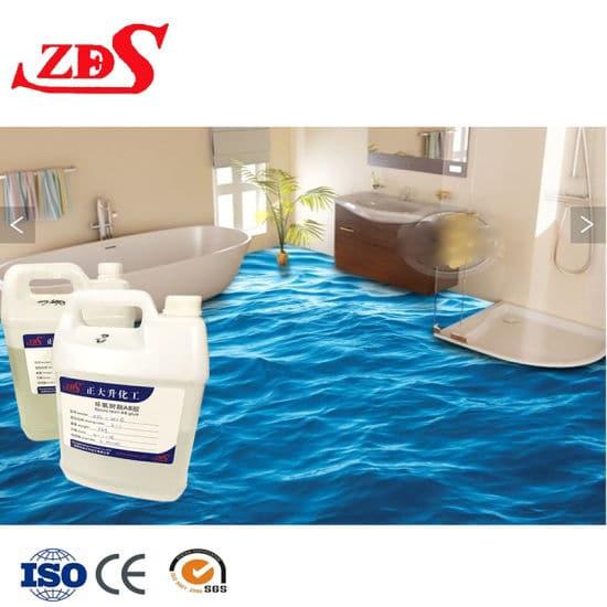 zds epoxy resin floor 20kg