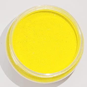 epoxy resin yellow color